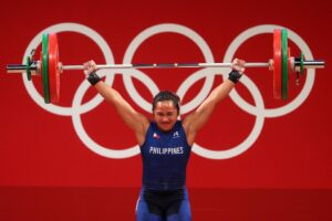 """Read more about the article Hidilyn Diaz Wins Philippines' First Ever Olympic Gold<span class=""""wtr-time-wrap after-title""""><span class=""""wtr-time-number"""">1</span> min read</span>"""